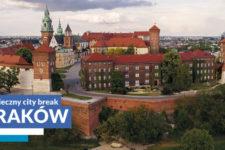 Bezpieczny city break w Krakowie